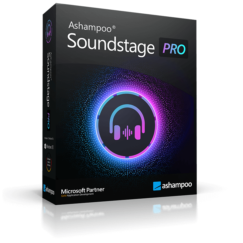 Ashampoo Soundstage Pro free download