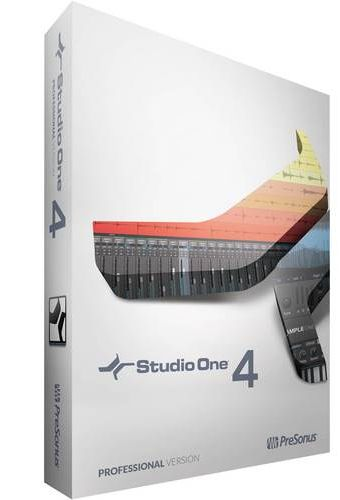 PreSonus Studio One Pro full version download