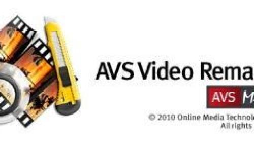 AVS Video ReMaker incl Patch