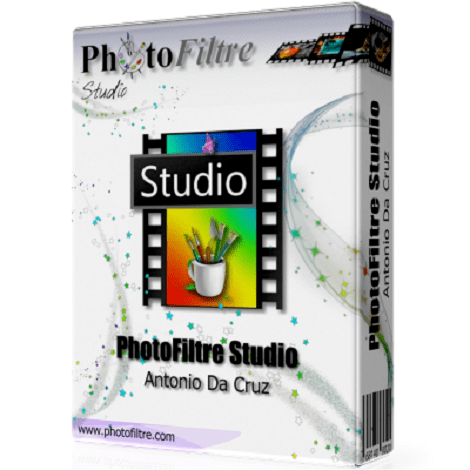 PhotoFiltre Studio X full version download