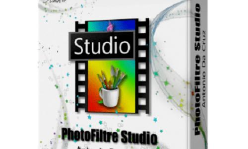 PhotoFiltre Studio X incl Keygen