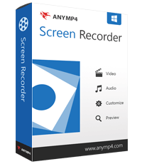 AnyMP4 Screen Recorder with patch download