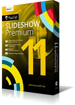 AquaSoft SlideShow Premium with patch free download