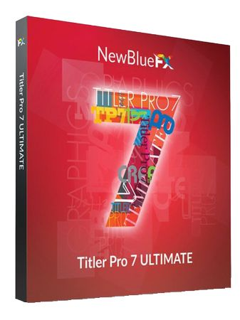 NewBlueFX Titler Pro with patch download