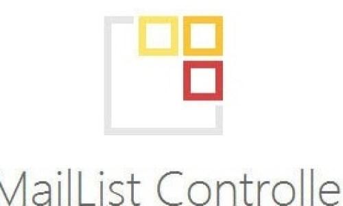 MailList Controller 13.0 incl serial