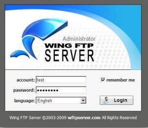 Wing FTP Server Corporate 6.4.9 incl patch [CrackingPatching]