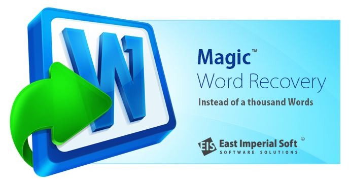 Magic Word Recovery crack with keygen