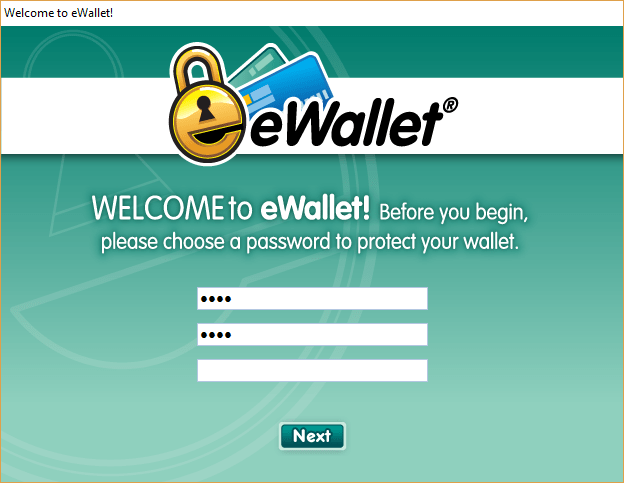 iliumsoft eWallet incl Serial Key