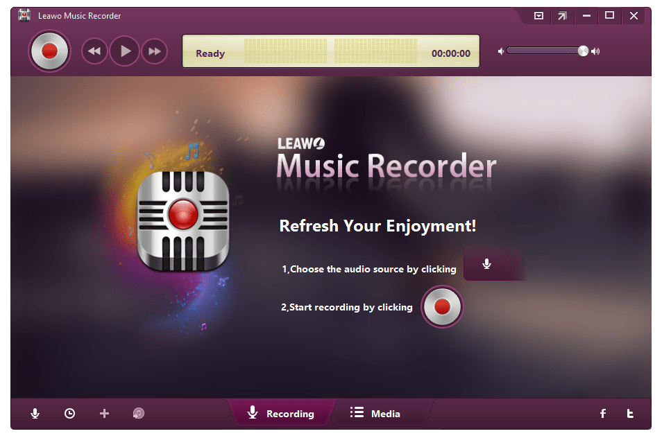 Leawo Music Recorder with patch download