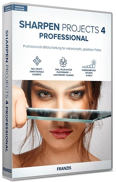 SHARPEN Projects 4 professional with patch download
