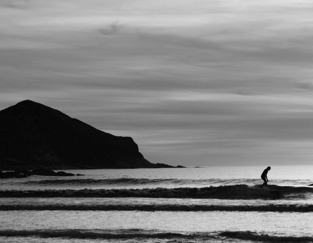 Crackington Haven Surf