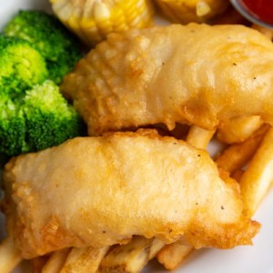 Local Favorite Fish & Chips