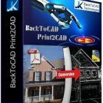 BackToCAD Print2CAD 2021