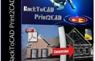 BackToCAD Print2CAD 2021 v21.30 free download