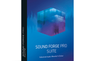 MAGIX SOUND FORGE Pro Suite 14.0.0.33 Free Download (64 & 32 Bit)