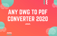 Any DWG to PDF Converter 2020 Free Downlaod