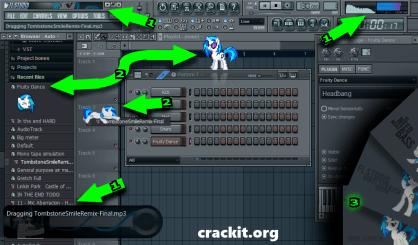 FL Studio 20.8.1.2177 Crack + Registration Key [2021]
