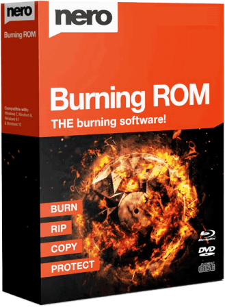 Nero Burning ROM 2021 Crack With Keygen Torrent Download