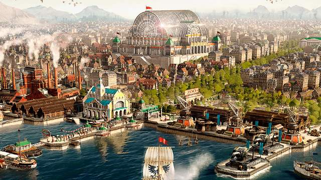 Anno 1800 Crack & Working Key 2021 Download [Latest]
