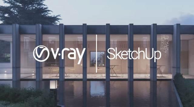 V-Ray 5 for SketchUp Crack + License Key 2021 [Latest]