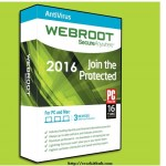 WEBROOT SECUREANYWHERE ANTIVIRUS Crack