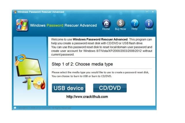 Daossoft Windows Password Rescuer Crack