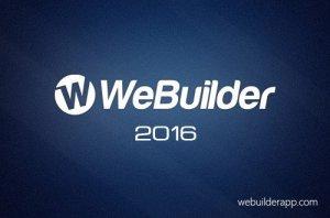 WeBuilder 2018 15.2.0.204