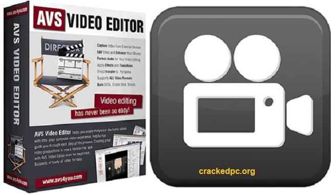 AVS Video Editor 8.1.2.322\ Crack