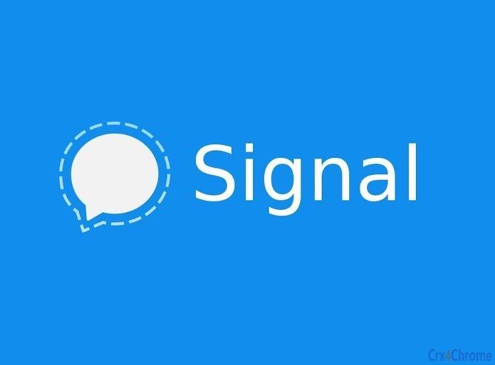 Signal Desktop 1.16.1  Crack