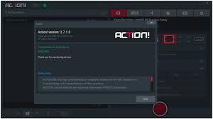 Mirillis Action! 3.4.0