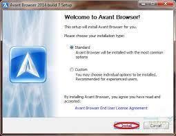 Avant Browser 2018