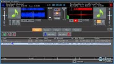 program4pc dj music mixer 5.3 activation key