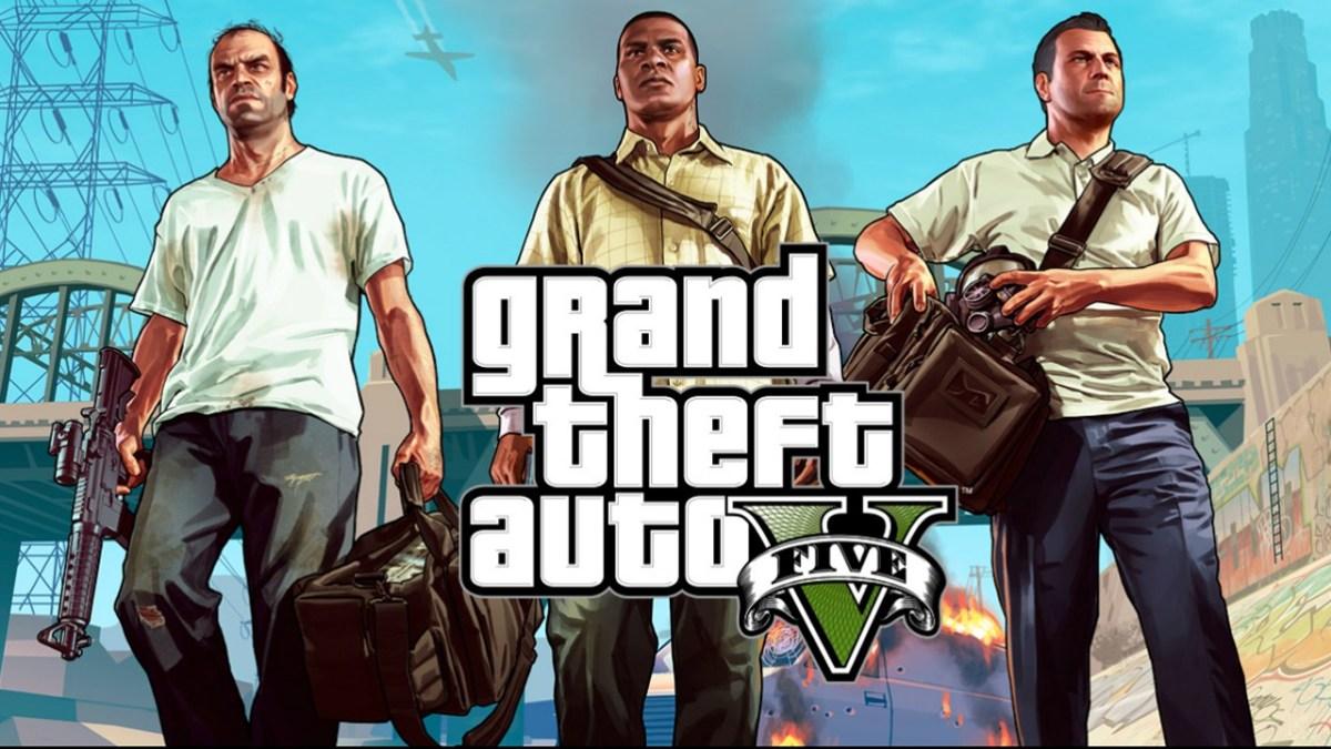 GTA 5 Crack - Free Game Cheats