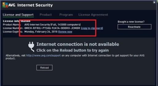 AVG Internet Security 21.8.3202 Crack 2021