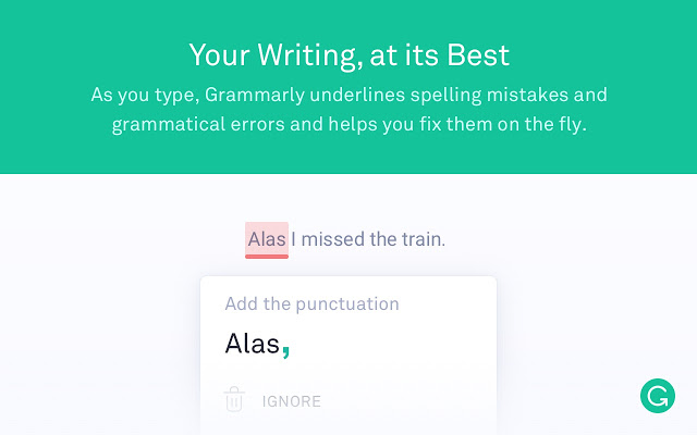 Grammarly for Chrome 14.855.1721 Crack