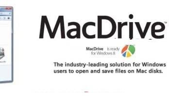 MacDrive 10.5.0 Crack
