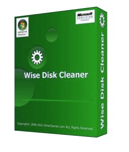 Wise Disk Cleaner 9.77 Crack