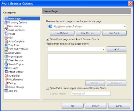 Avant Browser 2018 Build 6 Crack Download