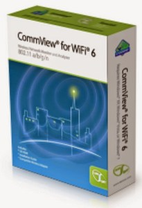CommView for WiFi 7.1 Build 861 Crack