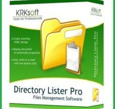 Directory Lister 2.30 (64-bit) Crack