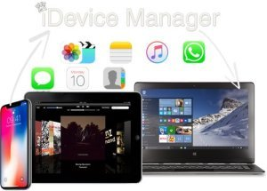 iDevice Manager 8.5.0.0 Crack