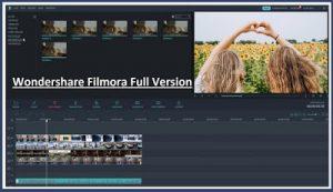 Wondershare Filmora X 10.5.10.0 Crack 2021