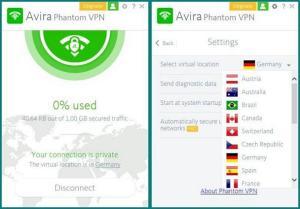 Avira Phantom VPN Apk Pro Crack