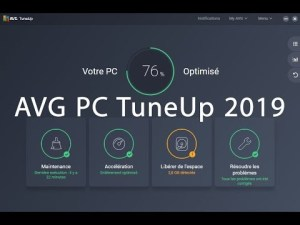 AVG PC TuneUp 20.3 Build 2999 Crack 2021