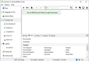 uTorrent 3.5.5 Build 46090 Crack 2021