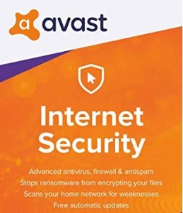 Avast Internet Security License Key + Activation Code (2019)