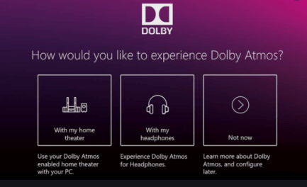 Dolby Access Crack Torrent PC/Windows [32/64bit]