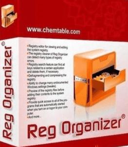 Reg Organizer 8.56 Crack + License Key 2021 [Latest]