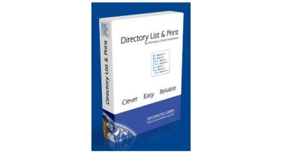 Directory List & Print Pro Crack