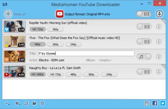 MediaHuman YouTube Downloader 3.9.9.40 Crack